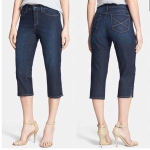 NYDJ Hayden crop jeans